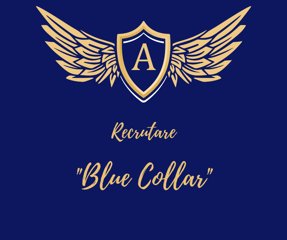Recrutare Blue