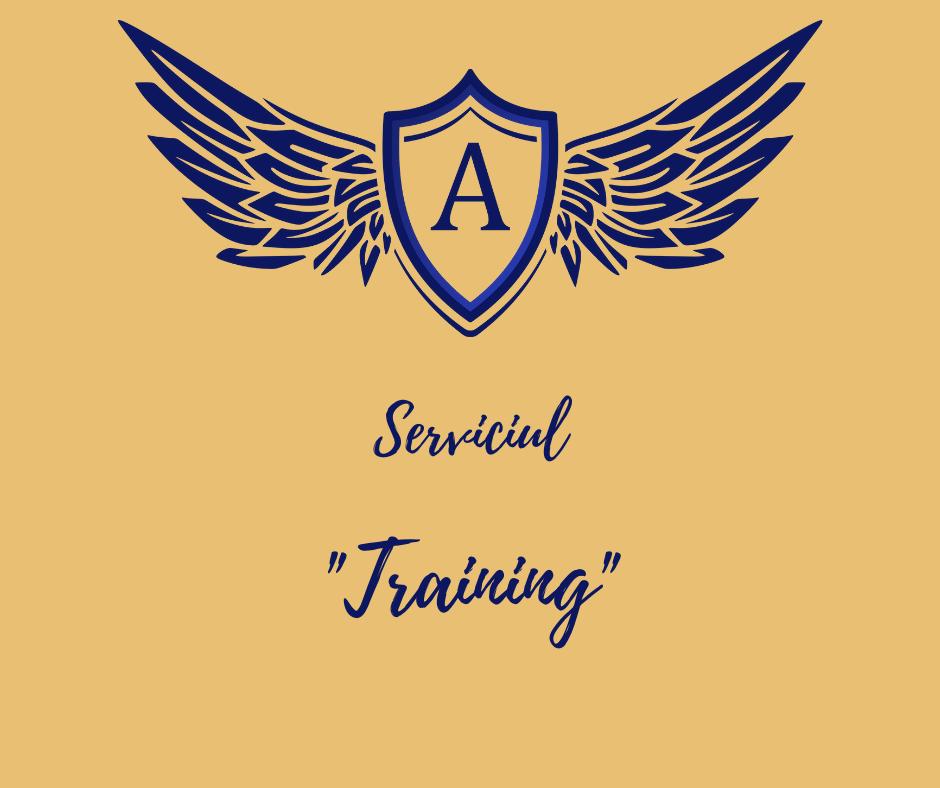 Serviciul Training